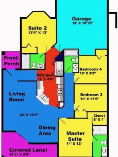 Holiday by Disney Floor Plan