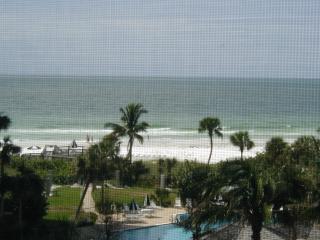 On Crescent Beach with panaramic veiws of the gulf