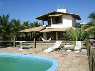 Beach House on Atlantic Coast of Brazil, Ilheus