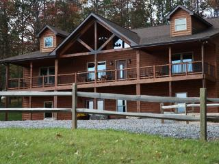 Luray Cabin Rental Mountain View Shenandoah Valley, Stanley