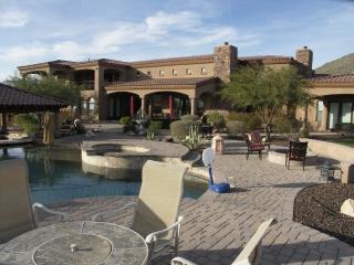 The Resort style backyard!!