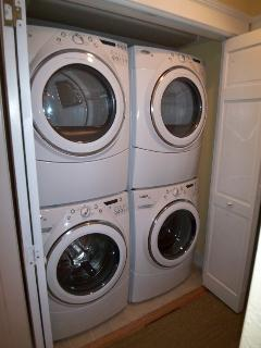High Capacity Laundry Center