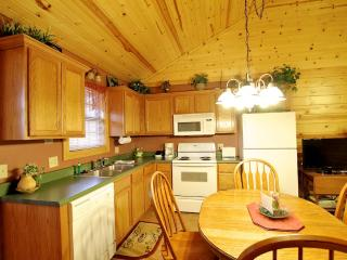 Vacation in Our Branson Log Cabins 'You'll Be Glad