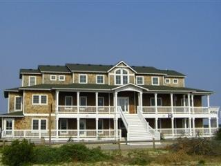 OCEANFRONT MANSION - 14 Bedroom on 3.5 Acres! COROLLA, NC