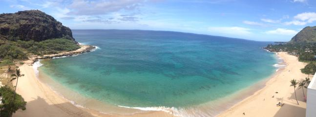 Panoramic View From Lanai.