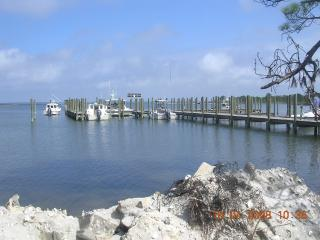 Our little bit of Heaven at Dog Island, Carrabelle