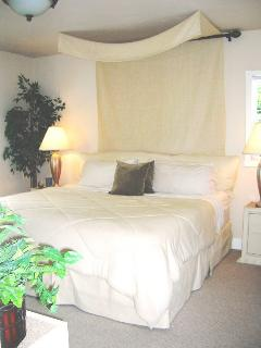 Master Bedroom with Full Bath Ensuite