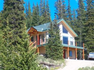 Pete's Cabin near Breckenridge
