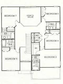 Floor Plan - 2nd Fl