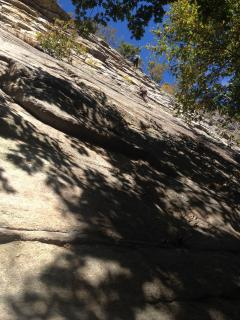 Gunks Rock Climbing