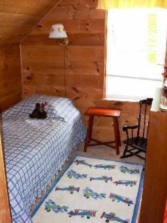 Second Floor Small Bedroom
