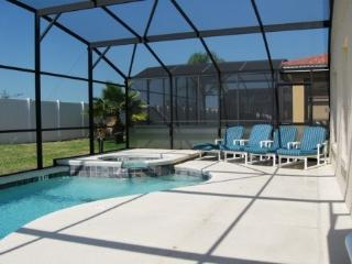 South Facing 5 bedroom Solana Pool Home with wifi.