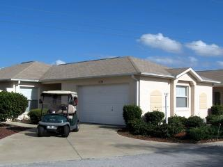 Courtyard Villa, 2BR/2BTH w/Golf Cart, Pets OK, The Villages