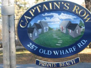 Walk to private beach on Nantucket Sound, Dennis Port