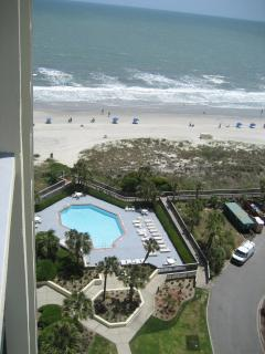One of two Ocean Front Pools for your use