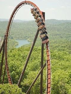 Area amusement rides