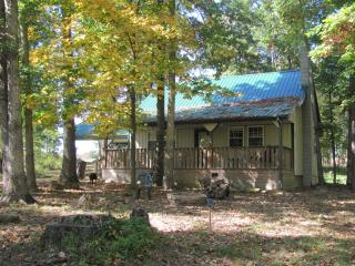 Adams County Cabin Rental - Located on our 266 acre certified organic farm