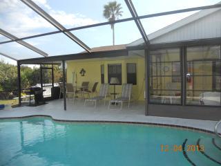 Private Yard & Heated Pool!