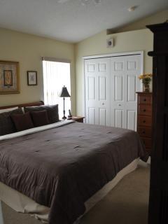 King Master bedroom #2