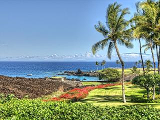 Mauna Lani Point Direct Oceanfront Sunset View