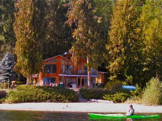 Lakefront Executive Home, Christina Lake