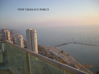 Beautifull new 5 rooms appartment on the beach, Bat Yam