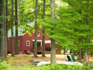 Waterfront Lake House Winter Rental Available, Waterboro