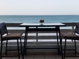 Truly Oceanfront Condo in Luquillo, Puerto Rico