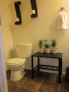 1st Level Half Bathroom