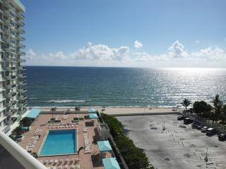 Oceanfront 2 BR 2 Bath in Hollywood Florida