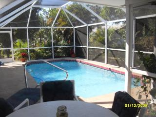 Vacation Heated Pool Home near Shamrock and Beaches