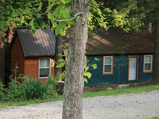 Burr Oak Vacation Cabin, Glouster
