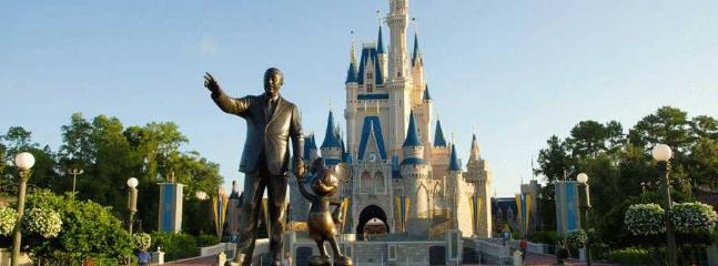 Short drive to Disney World
