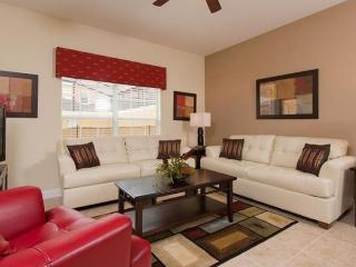 Disney Palm: 4BR Townhome in Paradise Palms Resort, Four Corners