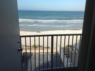 Daytona Beach Ocean Front Getaway