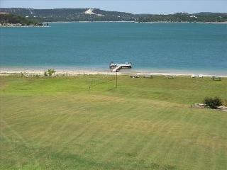 Beautiful Montina Beach on Lake Travis, Volente