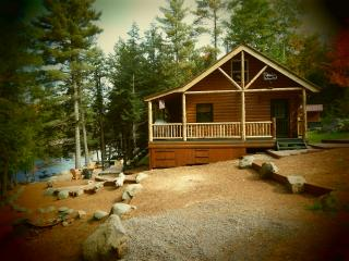 Adirondack Riverfront Cabin, Harrisville