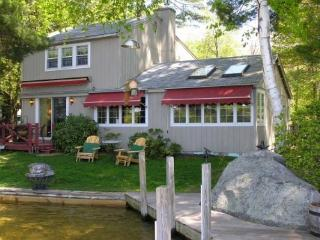Lake Winnipesaukee Waterfront Rental in Tuftonboro