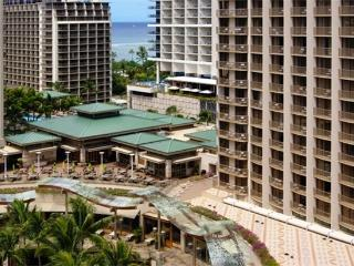 Beautiful Wyndham Condo at Waikiki Beach Walk, Honolulu