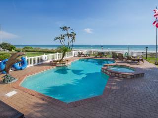 BEACH BLISS ESTATE-PRIVATE BEACH, POOL & ELEVATOR, Redington Beach