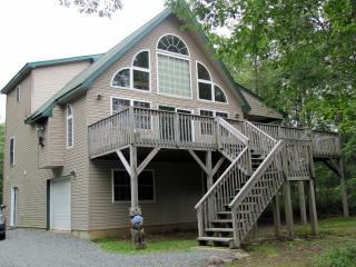 All Seasons Chalet-Near Jim Thorpe/Whitewater Rafting/Waterparks/Paintball