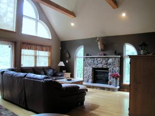 Chalet-Near Jim Thorpe/Whitewater Rafting/Waterparks/Paintball