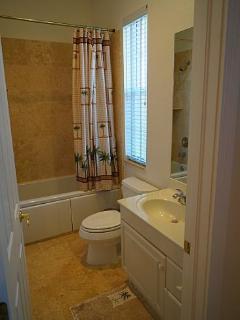 Bedroom #2, full bath