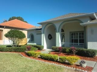 WALK/BIKE TO HOWARD BEACH/PARK!  HEATED JACUZZI!, Tarpon Springs