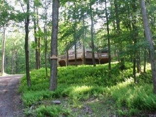 Poconos Chalet, Lots Of Decks/Outdoor Jacuzzi, Pocono Lake