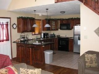 Custom Kitchen, Granite counters