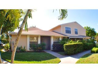 Villa Courtyard Vista - townhouse in SW Cape, Cape Coral