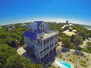 Captiva Beach Sunset - Brand New Gulf Front 5 BR w, Captiva Island
