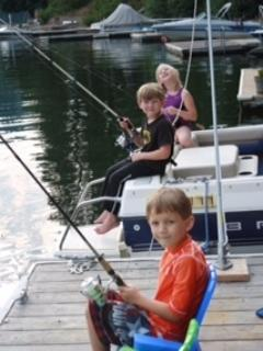Fishing fun for all ages