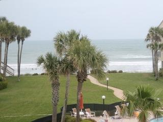 Summerhouse 426, Ocean View Condo, 4 Heated Pools, Crescent Beach